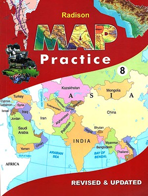 Radison Map Practice For Class 8