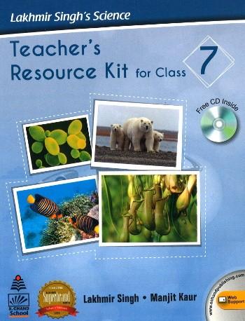 Lakhmir Singh's Science Teacher's Resources Kit For Class 7
