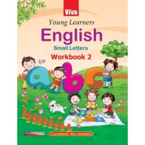 Viva Young Learner English Small Letter Workbook 2