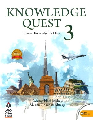 Knowledge Quest General Knowledge For Class 3