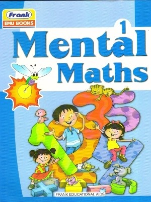 Frank Mental Maths Class 1