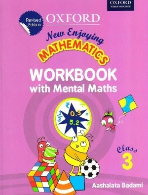 Oxford New Enjoying Mathematics Workbook Class 3