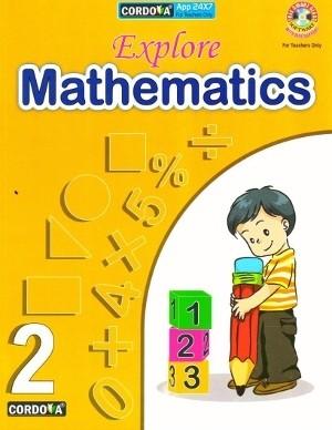 Cordova Explore Mathematics Class 2