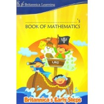 Britannica Early Steps Book of Mathematics For LKG Class