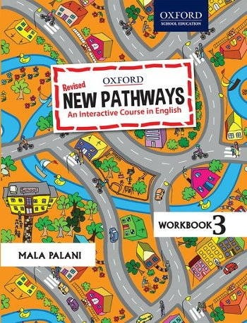 Oxford New Pathways English  For Class 3 (Work Book)