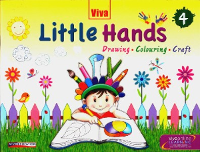 Viva Little Hand Drawing For Class 4