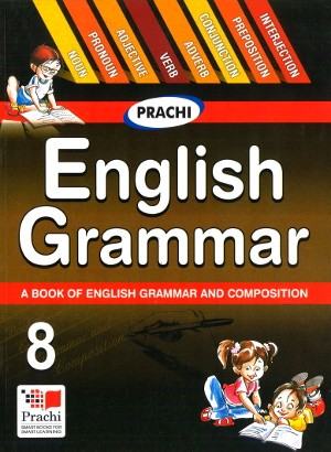 Prachi English Grammar For Class 8