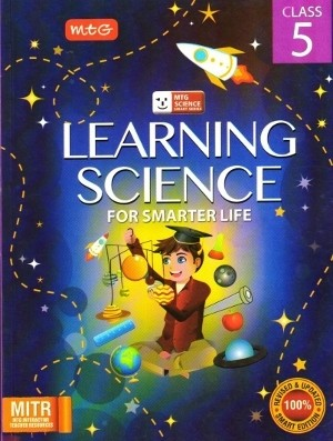 MTG Learning Science For Smarter Life Class 5