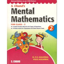 S. Chand's Mental Mathematics For Class 2