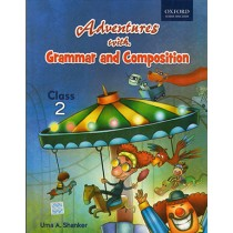 Oxford Adventures With Grammar And Composition For Class 2