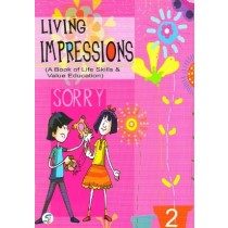 Sapphire Living Impressions Value Education For Class 2