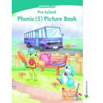 Grafalco Pre-School Phonic (5) Picture Book