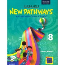 Oxford New Pathways English Course book for Class 8