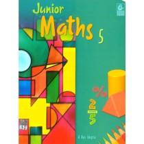 Bharati Bhawan Junior Maths For Class 5