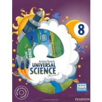 Pearson Active Teach Universal Science Class 8 by Natasha Mehta