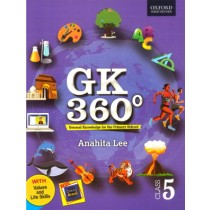 Oxford GK 360 General Knowledge For Class 5