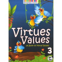Virtues Values A book of Moral Values Class 3