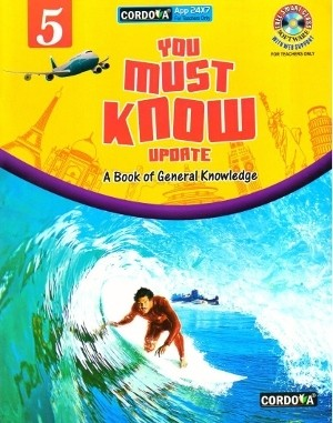 Cordova You Must Know General Knowledge Book 5