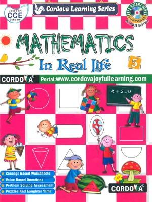 Cordova Mathematics In Real Life Class 5