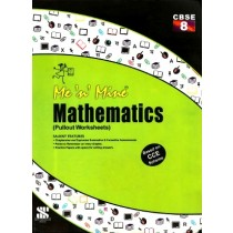 Me n Mine Mathematics Pullout Worksheets Class 8