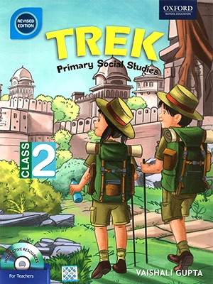 Oxford Trek Primary Social Studies For Class 2