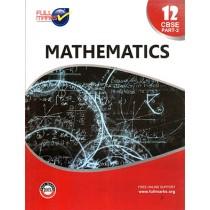 Full Marks CBSE Mathematics (Part 2 ) for Class 12