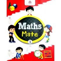 Madhubun Maths Mate for class 1