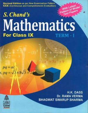 Mathematics For Class 9 Term-1