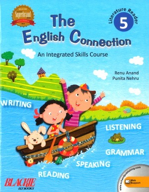 The English Connection Literature Reader Class 5