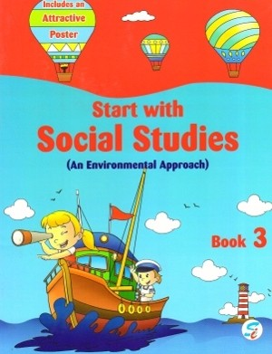 Sapphire Start With Social Studies Book 3