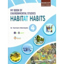 My Book of Environmental Studies Habitat Habits Class 4