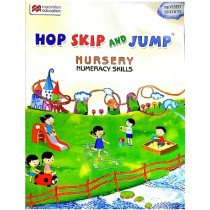Macmillan Hop Skip and Jump nursery literacy
