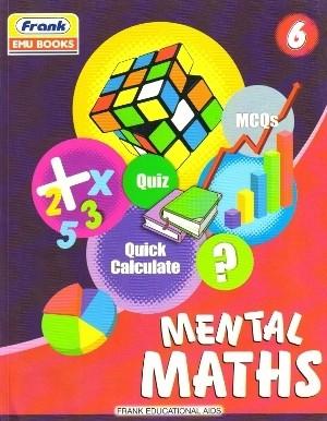 Frank Mental Maths Class 6