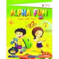 Alpha Fun English Skill Book Level 2