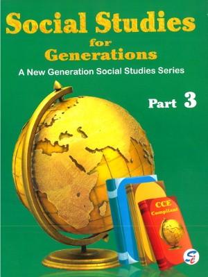Social Studies For Generations Class 3