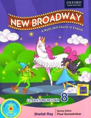 Oxford New Broadway English Literature Reader Book 8
