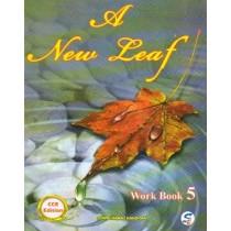 Sapphire A New Leaf English Workbook Class 5