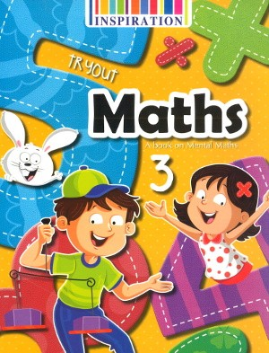 Tryout Maths A book on Mental Maths Class 3
