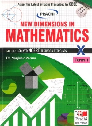Prachi New Dimensions In Mathematics For Class 10 Term 1