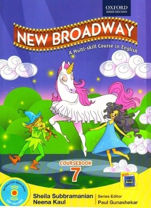 Oxford New Broadway English Coursebook Class 7 New Edition