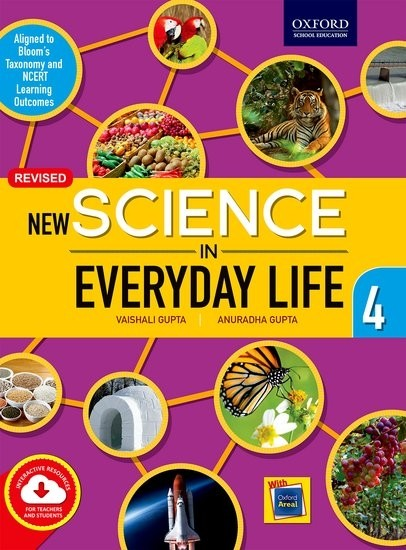 Oxford New Science In Everyday Life For Class 4
