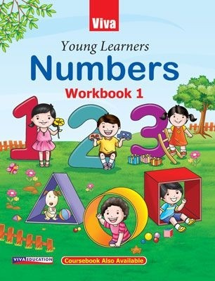 Viva Young Learner Numbers Workbook 1
