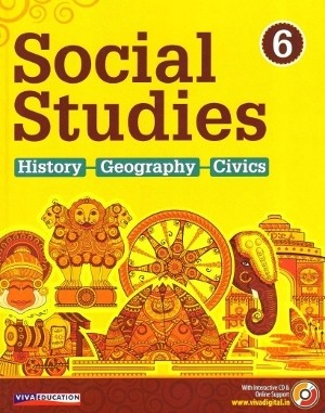 Viva Social Studies For Class 6