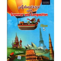 Oxford Adventures With Grammar And Composition For Class 5