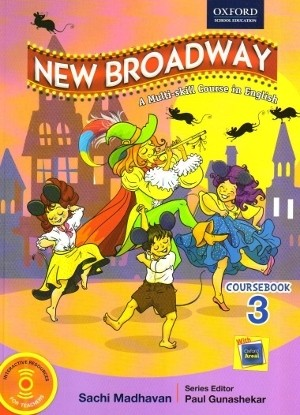 Oxford New Broadway English Coursebook 3 New Edition