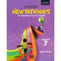 Oxford New Pathways English  Work Book For Class 7
