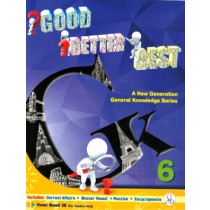 Good Better Best General Knowledge For Class 6
