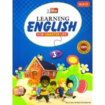 MTG Learning English For Smarter Life Class 3