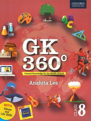 Oxford GK 360 General Knowledge For Class 8