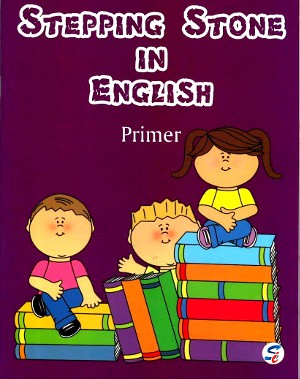Stepping Stone In English Primer